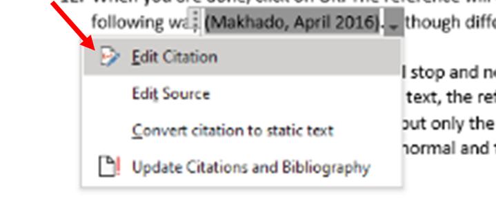 Edit Citation